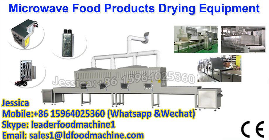 industrial microwave jerky sterilization machine