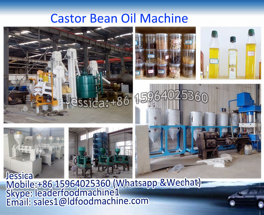 New design soybean oil refinery mill