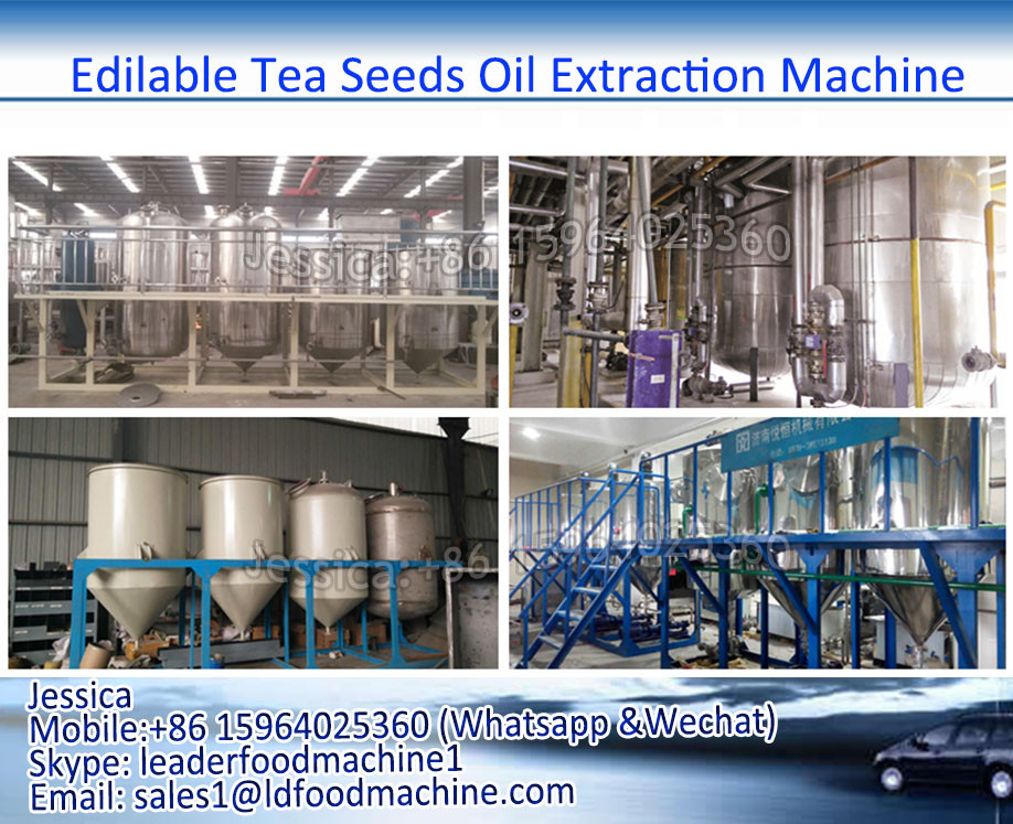 Complete Machine to make peanut oil