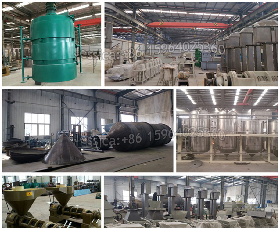 50TPD Soybean Oil Refinery Manufacture
