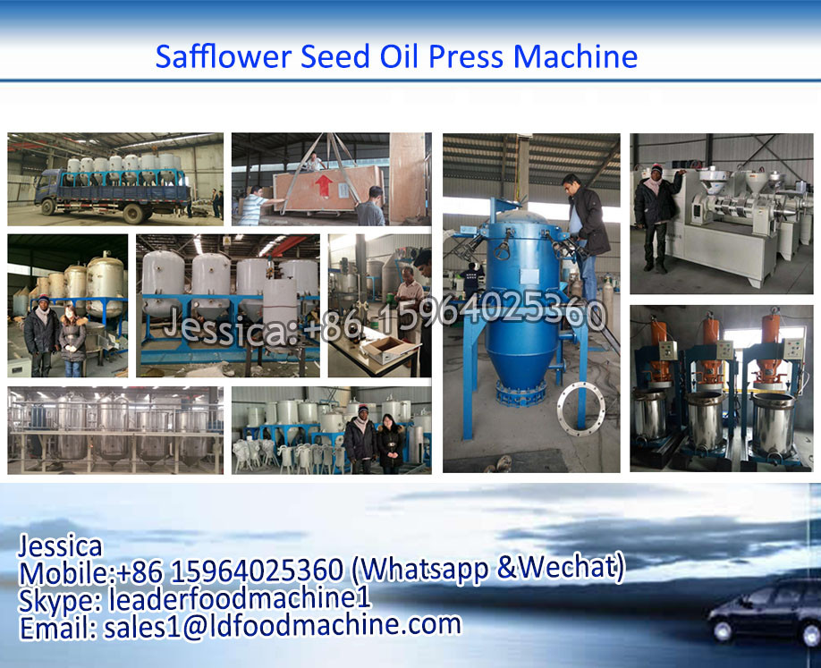 Sunflower Cold Press Machine