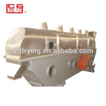 ZLG Model Industrial Vibrating Fluid Bed Corn Salt Dryer Price