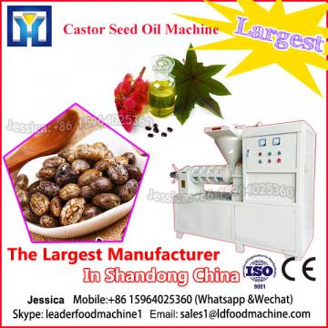 Fully automated operation canola oil mill machine
