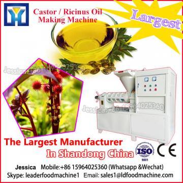 Hutai mini crude cooking oil refinery machine, vegetable oil refinery plant