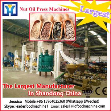 Palm fruit oil press machine with ISO9000
