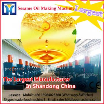 Extracting flax seed oil machine
