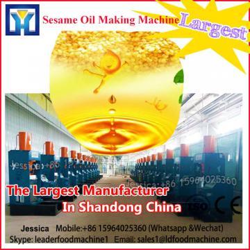 Hazelnut Oil LDe High Performance Good Service Edible Oil Machine / Soybeans Screw Oil Press