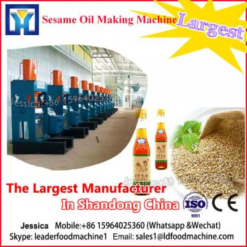Automatic hydraulic oil press for sesame