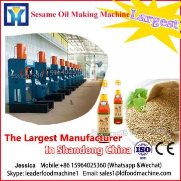 Hazelnut Oil Low Consumption High Performance Peanut Oil Extaction Machine