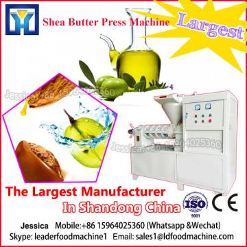 High quality sesame oil refining machine