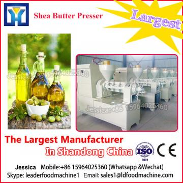 Newest technology soya bean oil processing plant