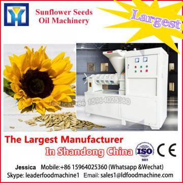 Qatar crude sunflower oil refining machinery/sunflower oil refining mill