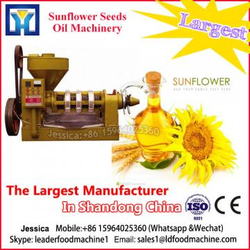 Competitive price Lower power consumption good after sale service flax seed oil refining machine