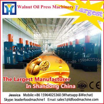 Hazelnut Oil 6YY-260 automatic walnut hydraulic oil press with CE