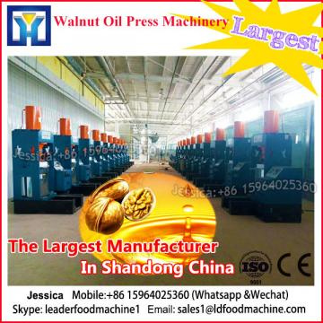 New design 100TD crude edible oil refining equipment