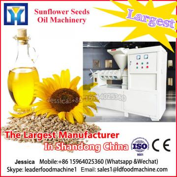 2015 New product approval by ISO, CE,BV sunflower oil refining machinery