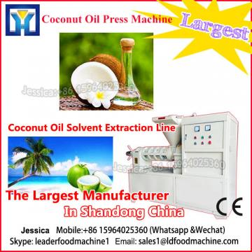 Factory direct sale Continuous and automatic sunflower and soybean cooking oil making machine in