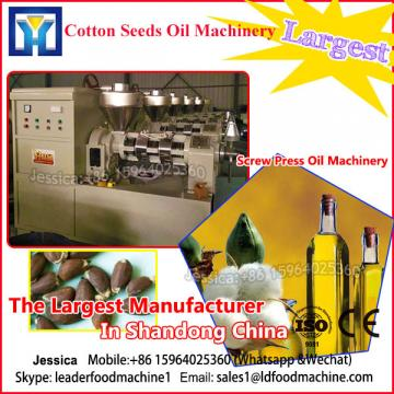 Corn Germ Oil 6TPD groundnut oil refinery machine