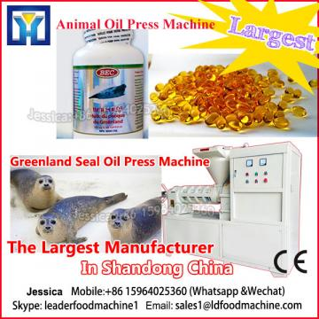 Corn Germ Oil High oil rate Automatic Crude expeller pressed canola oil machine