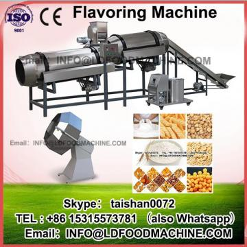 Factory automatic octagonal shape seasoning mixer machine/ fried foods seasoning mixer machine