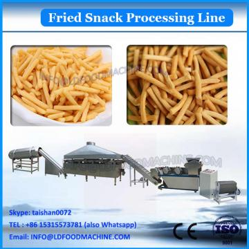 potato snacks manufacturing machinery