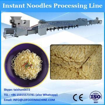 Automatic Cup Bag Fried Mini Maggi Instant Noodle Machine