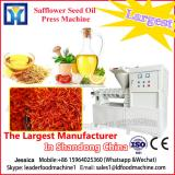Oil press for black seed oil machine