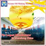 High quality crude rapeseed oil refining machine