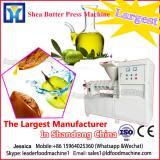 Peanut oil press machine with roaster