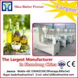 Hemp oil processing machine