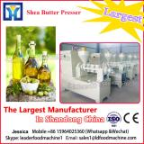 High efficiency small scale cooking oil refinery machinery