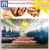 Hazelnut Oil LDe 6YL-100 CE certified electric stainless steel oil milling machine in price