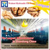 Machine for oil extraction from walnut kernels
