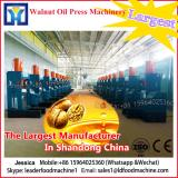 Small capacity castor seeds oil refining machine
