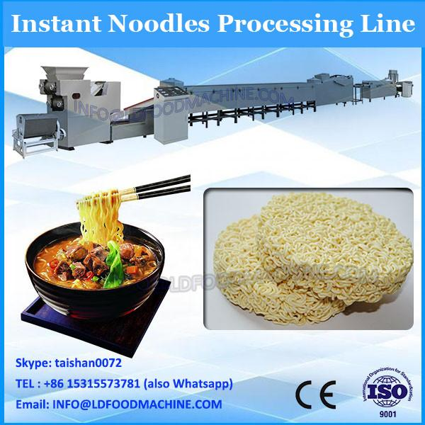 CY Good Quality Stainless Steel Fried Instant Noodles Processing Plant with CE #3 image