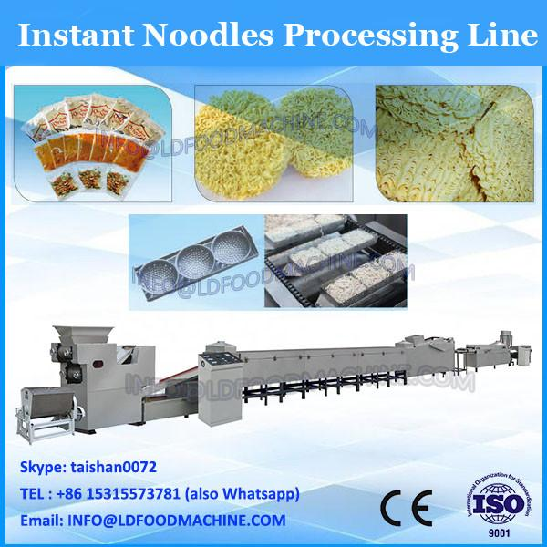 CY Good Quality Stainless Steel Fried Instant Noodles Processing Plant with CE #1 image