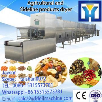 fast continuous beLD type nut roast machine