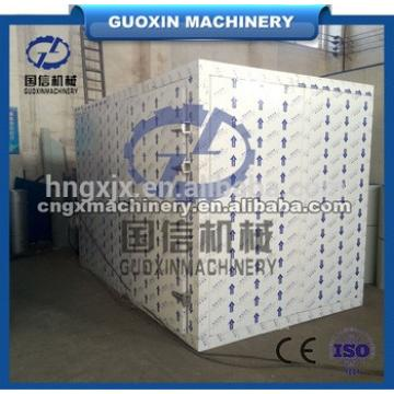 Use durable high output heat pump dryer for peanut