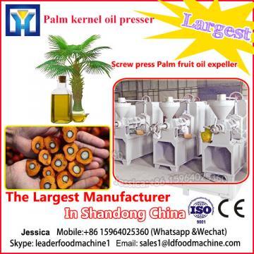 Stainless steel vegetable seeds oil mini refinery