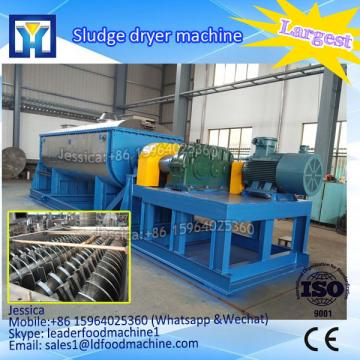 Chinese Dryer manufacture Textile sludge Hollow paddle dryer