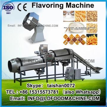 automatic discharging octagonal seasoning machine 100kg-300kg/h