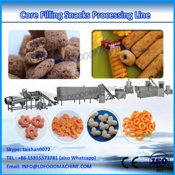Core Filled Snacks Machine/Cream Centre Cereal Bars Making machine