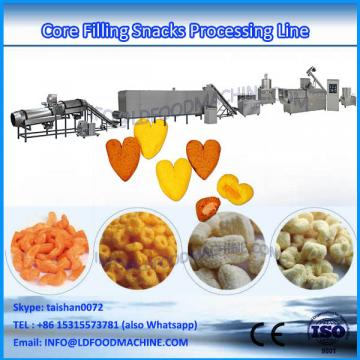 China wholesale Food grade stainless steel 150kg/hr corn puff snacks machine