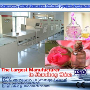 Microwave medicinal powder Active ingredient Assisted Extraction / Induced Pyrolysis Equipment