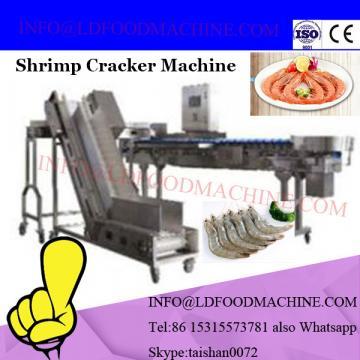 New Design Industrial Prawn Cracker Extrude Machine snack food machine,rice cracker food production line