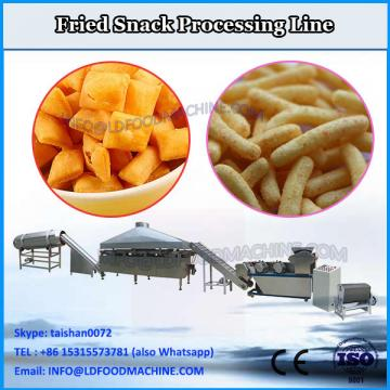 CE Certified fried snacks making machine