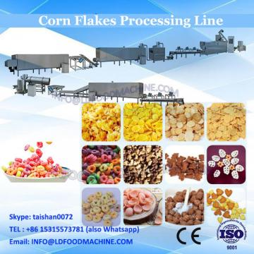 Fully automatic soya meat/defatted soy protein food production extruder machine