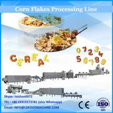 corn flakes and cereal snacks making equipment /crispy corn flakes making machinery