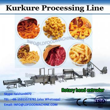 cheetos crunchy corn twisted puffs making machine/production plant