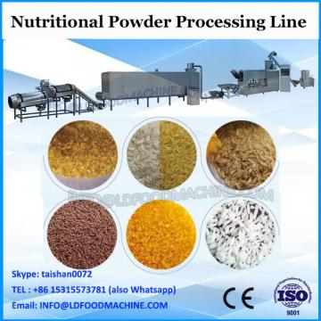 New energy healthy rice production line/nutrition rice making machine